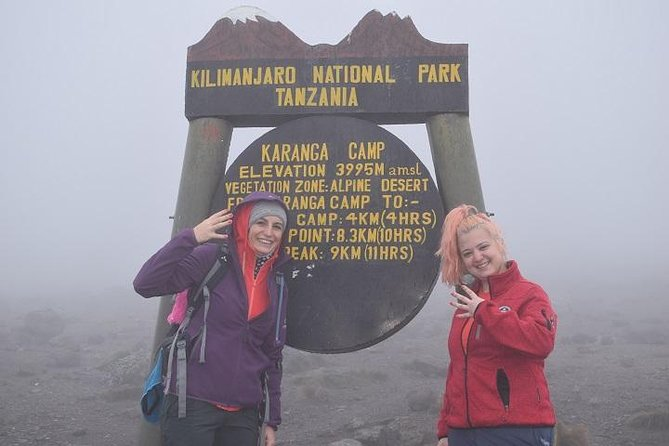 8 Days itinerary Kilimanjaro trek - Lemosho route photo 3