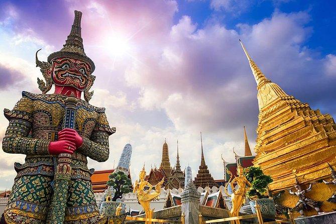 Excursão terrestre em Bangkok a partir do porto de Leam Chabang