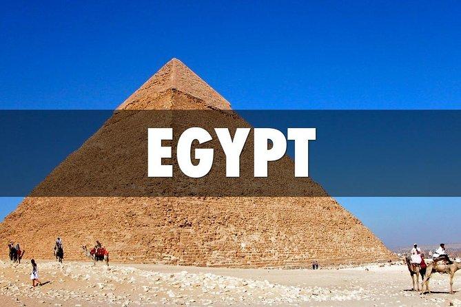 Cairo Layover Tours To Giza Pyramids Egyptian Museum Bazaar Sound & Light Show