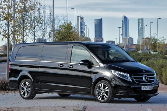 Barcelona Highlights Chauffeured Private Tour