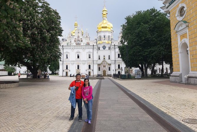 Kiev Combo: Private Tour of Kyiv Pechersk Lavra and WWII Museum photo 19