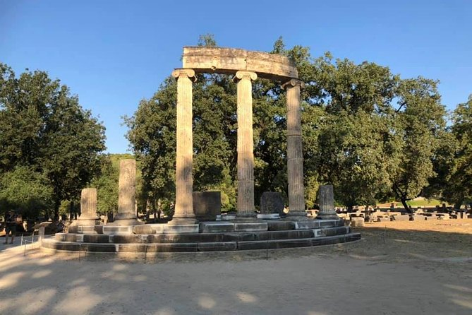 Full Day Private Tour to Ancient Olympia and the Temple of Epicurean Apollo