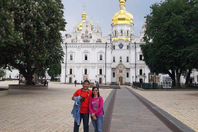 Kiev Combo: Private Sightseeing Tour and Visit of Kiev Pechersk Lavra