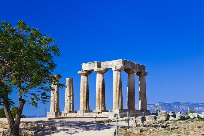 Athens & ancient Corinth