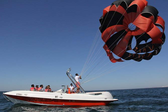 Parasailing Faro photo 6