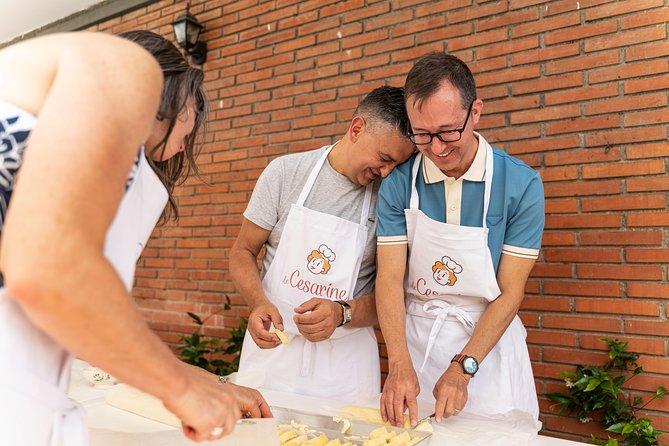Share your Pasta Love: Small group Pasta and Tiramisu class in Arezzo