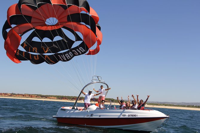 Parasailing Faro photo 1