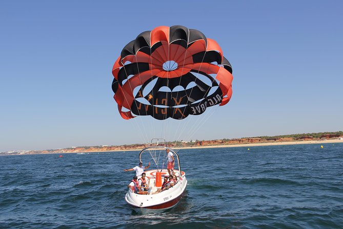 Parasailing Faro photo 4