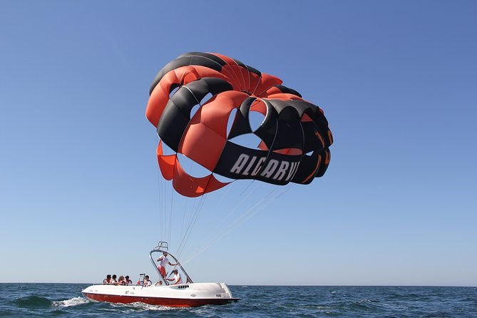 Parasailing Faro photo 3