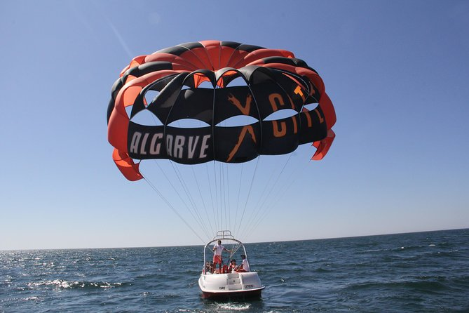 Parasailing Faro photo 7