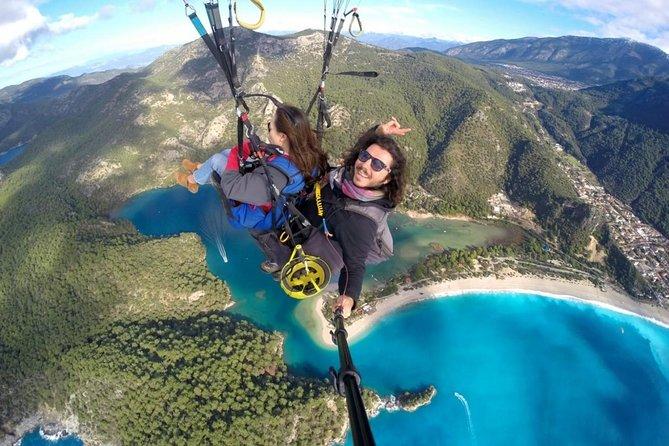 Paragliding(Babadag 1970 m)Fethiye