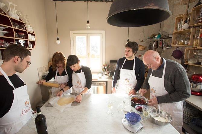 Share your Pasta Love: Small group Pasta and Tiramisu class in Bari