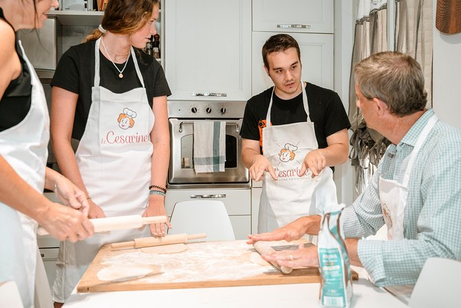 Share your Pasta Love: Small group Pasta and Tiramisu class in Aosta