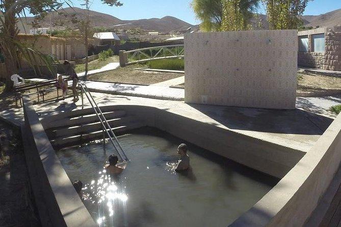Natural Spa Tour of Mamiña Hot Springs