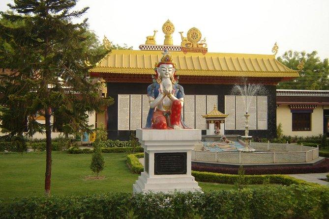 From Varanasi: Day tour To Sarnath With Transfers