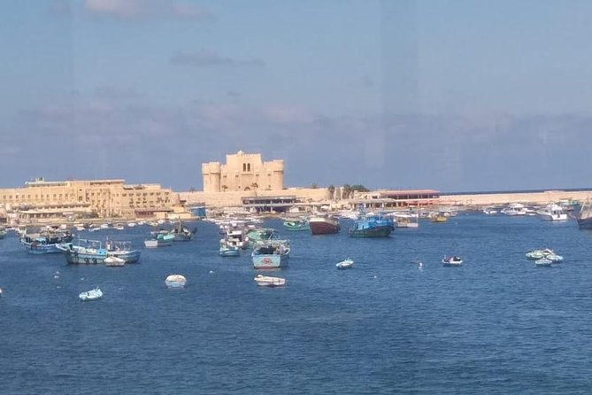 All- inclusive: Alexandria Day tour from Cairo by car With Private Guide
