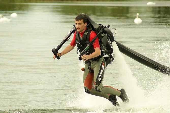 Riga Water Jet Pack Experience