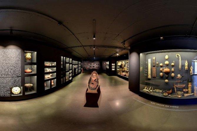 Ingresso MAI - Museu de Arte Indígena - Incluso visita mediada - Curitiba