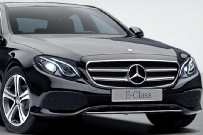 Galway City To Dublin Airport Or Dublin City Private Chauffeur Transfer