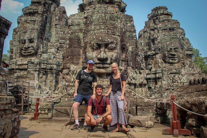 3-Days Discovery Of Angkor, Waterfalls,Floating Village and Banteay Srei temple photo 3