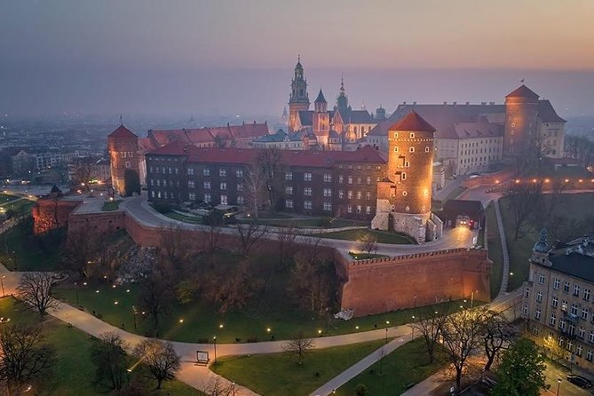 Krakow Balice Airport -Silesia Katowice city private transfer