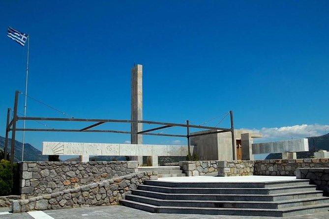Full Day Tour to Delphi,Arachova and Distomo