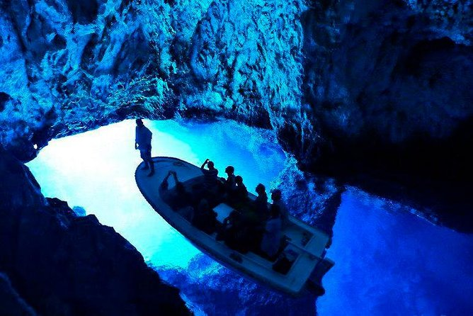 Blue cave & Hvar Island private day trip from Split photo 7