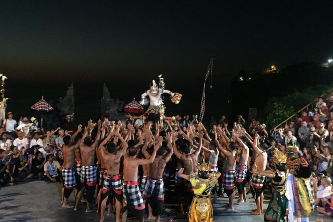 Uluwatu Sunset & Kecak Fire Dance ( half day tour) photo 2
