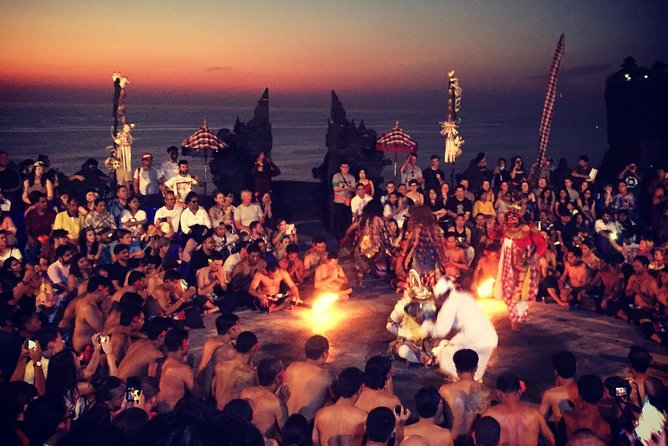 Uluwatu Sunset & Kecak Fire Dance ( half day tour) photo 9
