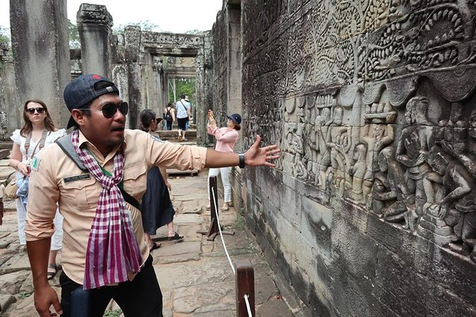 Full Day Angkor Wat Small Group Tour