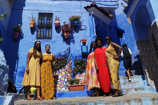 Full day trip to Chefchaouen and Tangier