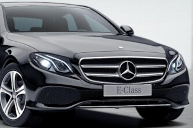 Waterford City To Dublin Airport Private Chauffeur Transfer