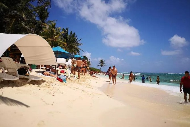 FULL DAY JOHNNY CAY San Andres Islands