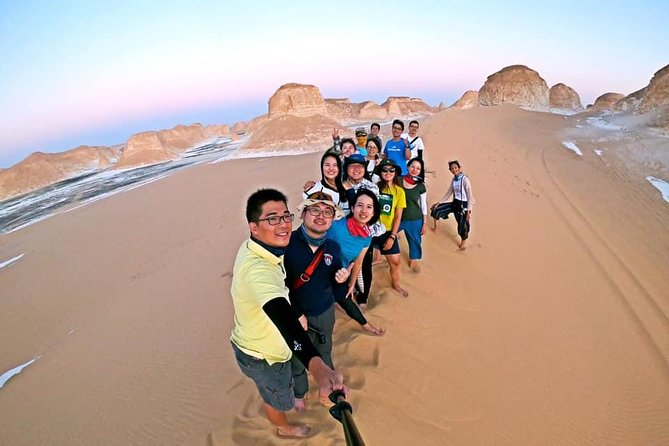 4 Days White Desert and Bahariya Oasis Tour photo 1