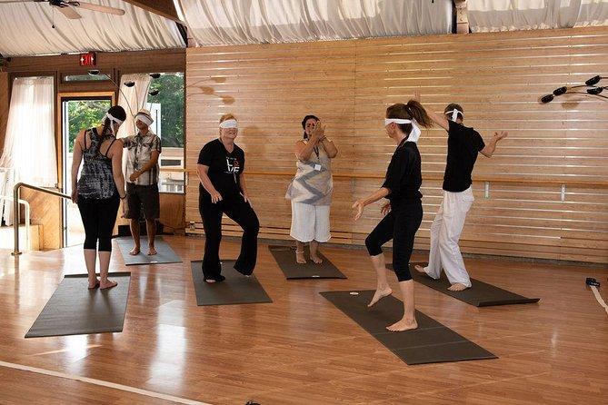 Stress Relief Meditation Dance Class