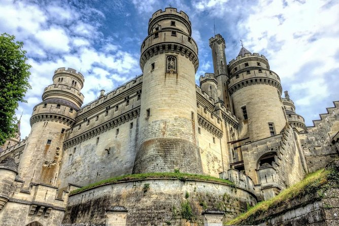 Palace Of Pierrefonds - Private Trip