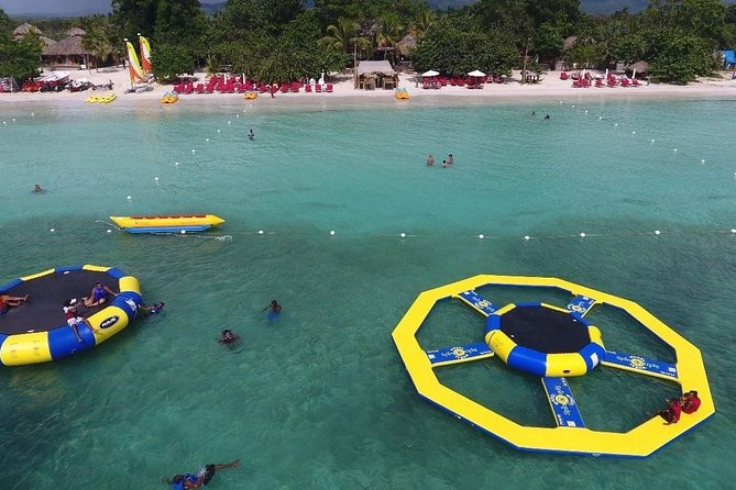 Negril Beach Chill Out & Rick's Cafe from Grand Palladium