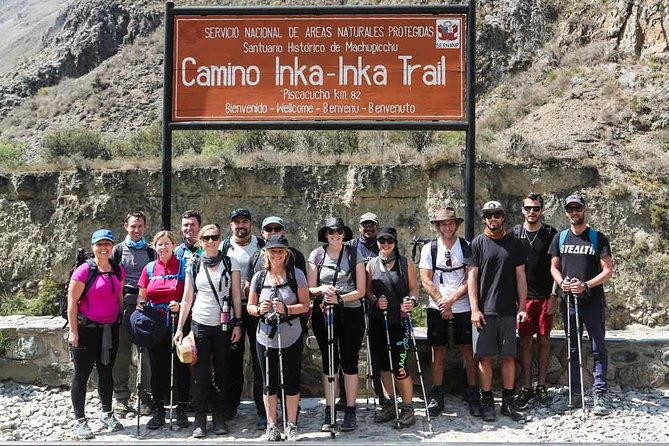 4-Day Inca Trail to Machu Picchu