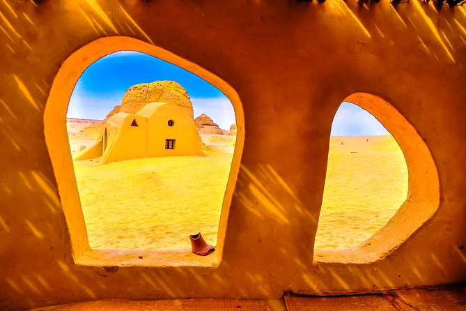 El Fayoum Safari Tour from Cairo Sand Boarding,Wadi el Ryan,Valley of the Whales