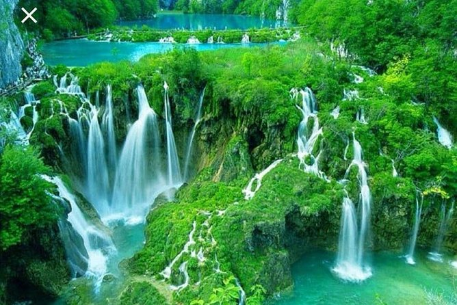 Cachoeiras de Krka e Trogir - tour privado da UNESCO