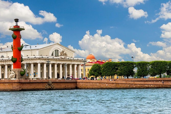 Private tour by car in St Petersburg with cathedrals