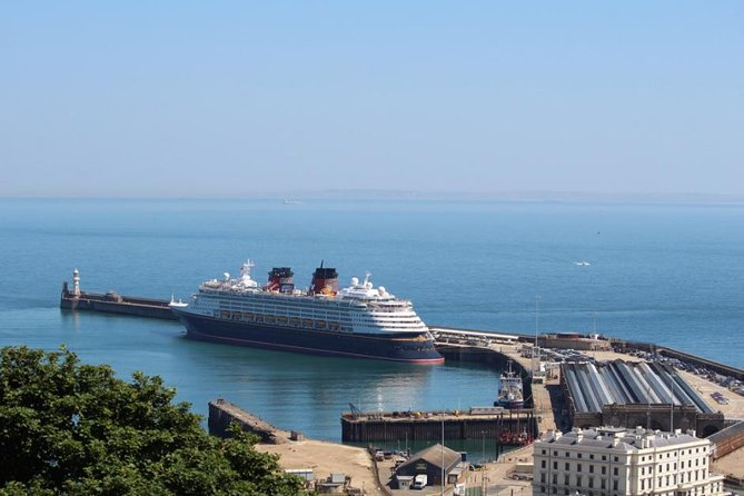 Dover Cruise Terminals to Heathrow Airport