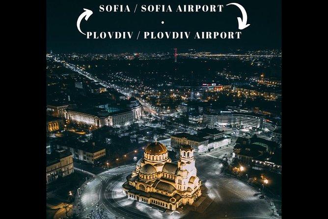 Sofia to Plovdiv Passenger Transfer