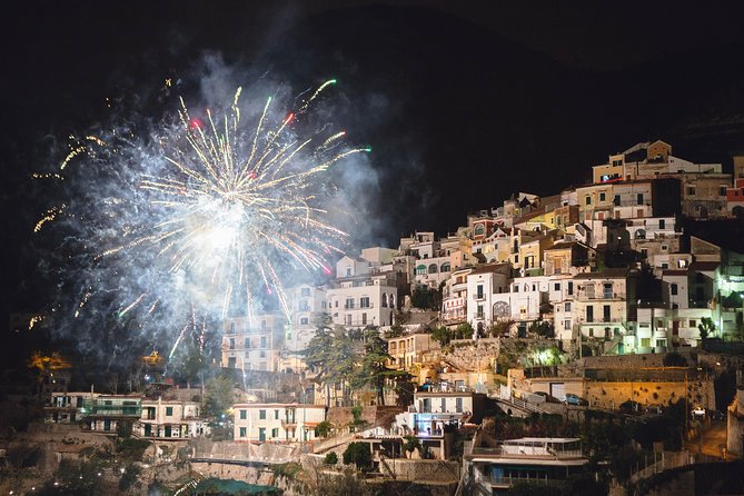 Magic Christmas Tour in Amalfi