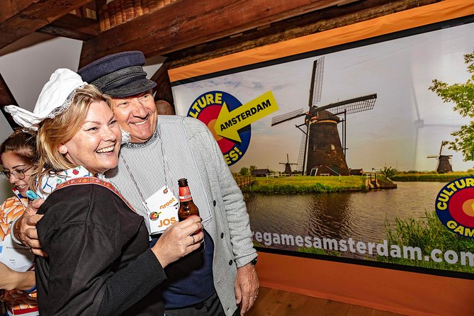 Culture Games Amsterdam - How Dutch Can You Become?