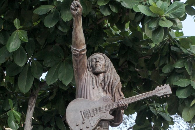 Bob Marley Nine Miles & Dunn's River with Lunch from Negril