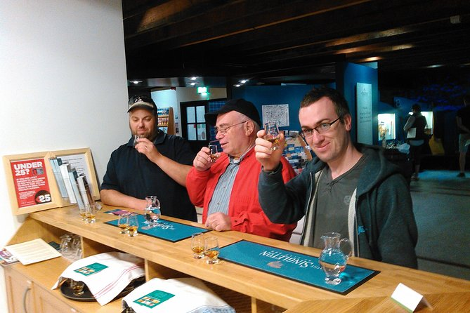 Northern Delights Whisky Tasting Tour, Luxury Private Tour for up to 7 persons