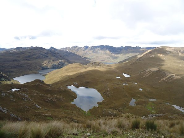 Cajas National Park (Hiking Tour)