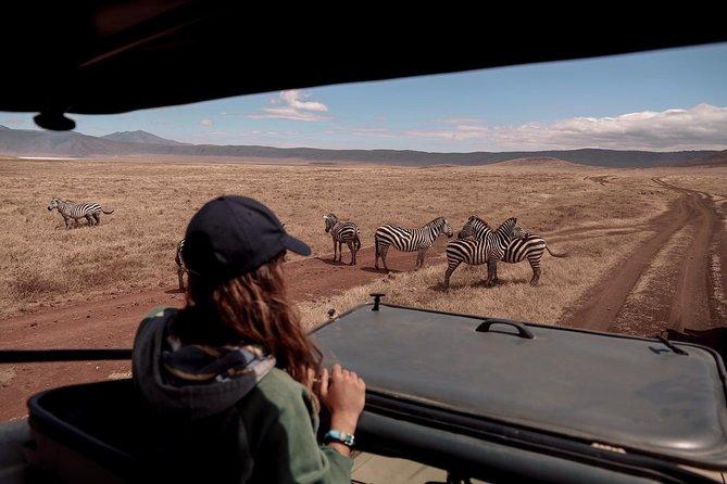 4 Days Camping Safaris