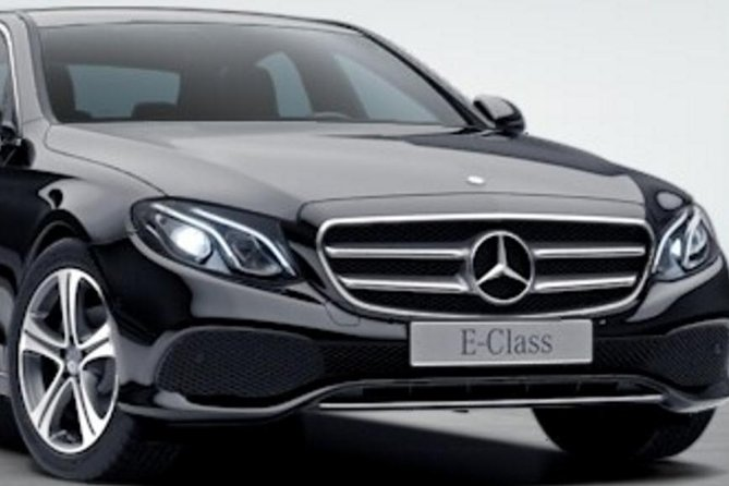 Dublin Airport To Letterkenny Town Private Chauffeur Transfer